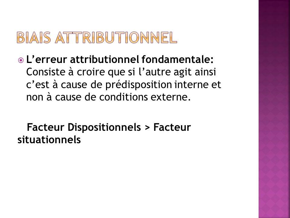 Biais attributionnel