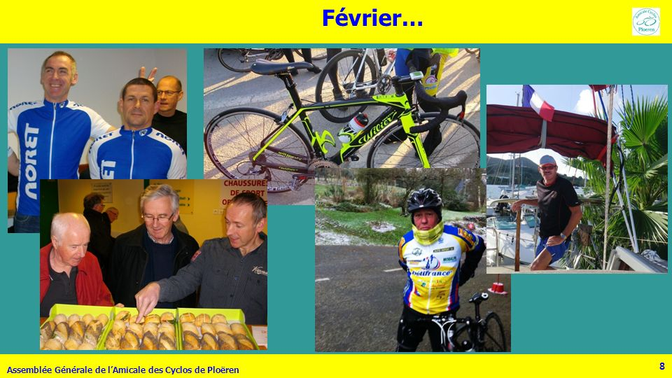 Février… Assemblée Générale de l'Amicale des Cyclos de Ploëren 8
