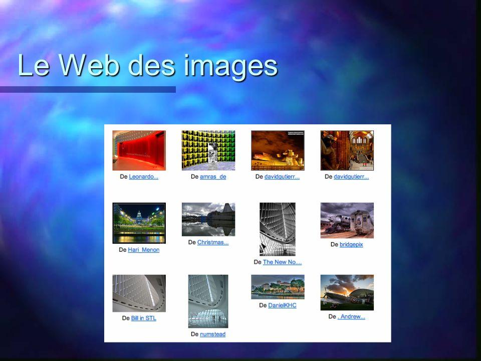 Le Web des images