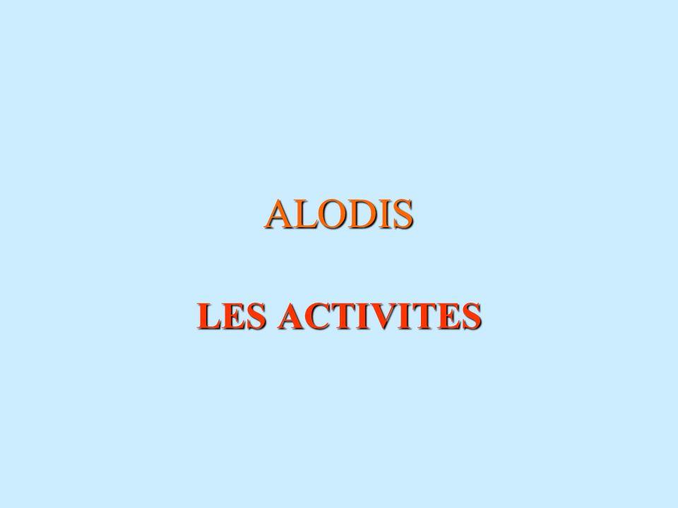 ALODIS LES ACTIVITES 11