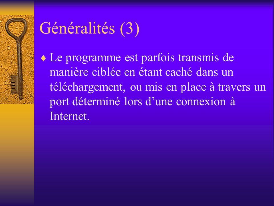 Généralités (3)