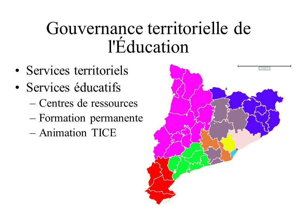 Gouvernance territorielle de l Éducation