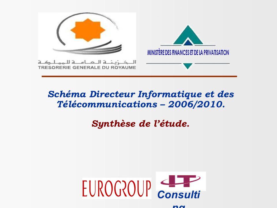 Schéma Directeur Informatique et des Télécommunications – 2006/2010.