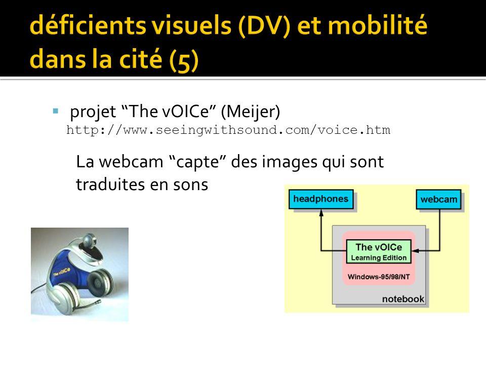 déficients visuels (DV) et mobilité dans la cité (5)