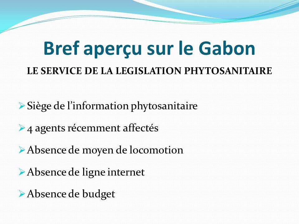 Bref aperçu sur le Gabon