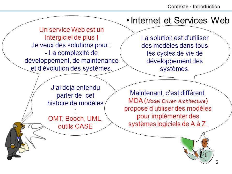 Internet et Services Web