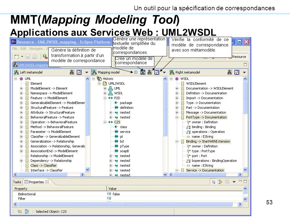 MMT(Mapping Modeling Tool)