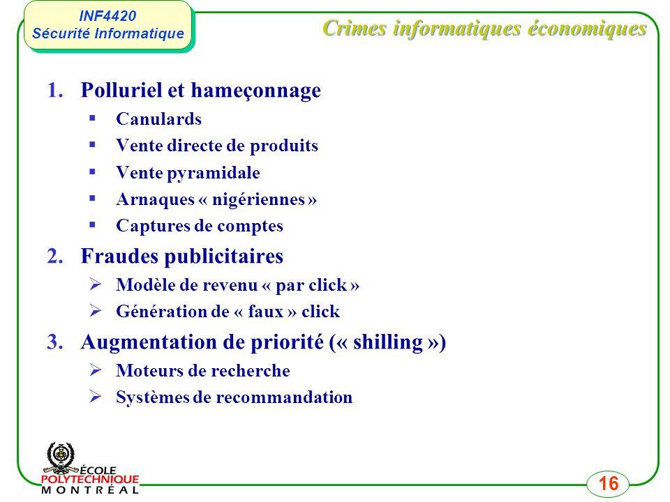 Crimes informatiques économiques
