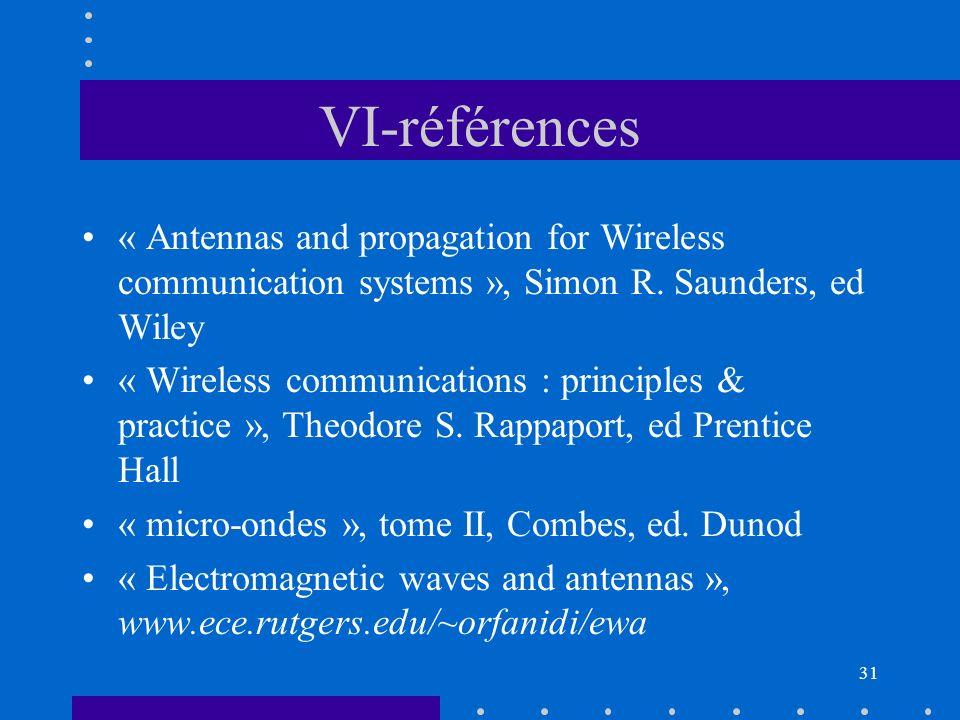 mars 17 V : les métiers. Réseau, Intégrateur : prise en compte de la spécificité radio (wireless LAN…)