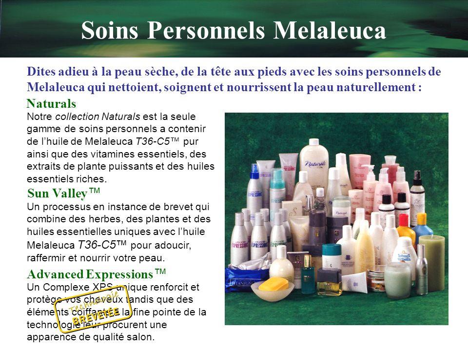 Soins Personnels Melaleuca