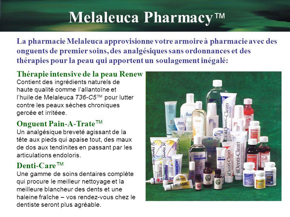 Melaleuca Pharmacy™