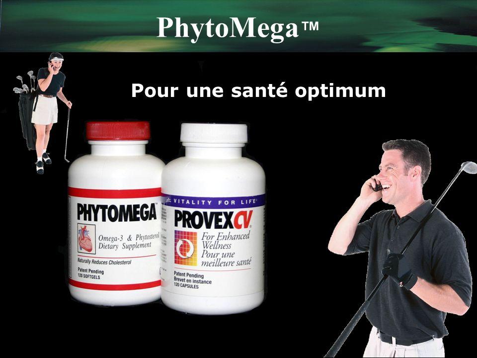 PhytoMega™ Pour une santé optimum