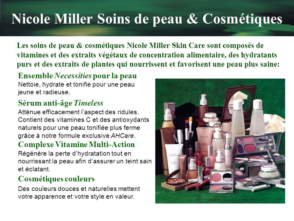 Nicole Miller Soins de peau & Cosmétiques