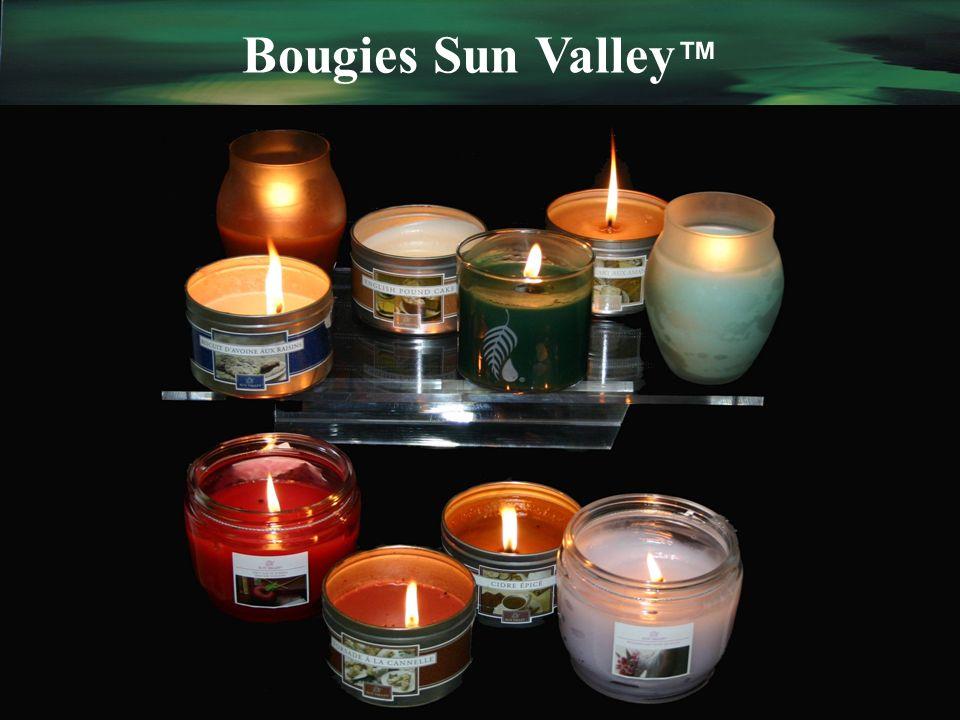 Bougies Sun Valley™