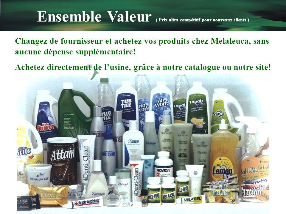 Ensemble Valeur ( Prix ultra compétitif pour nouveaux clients )