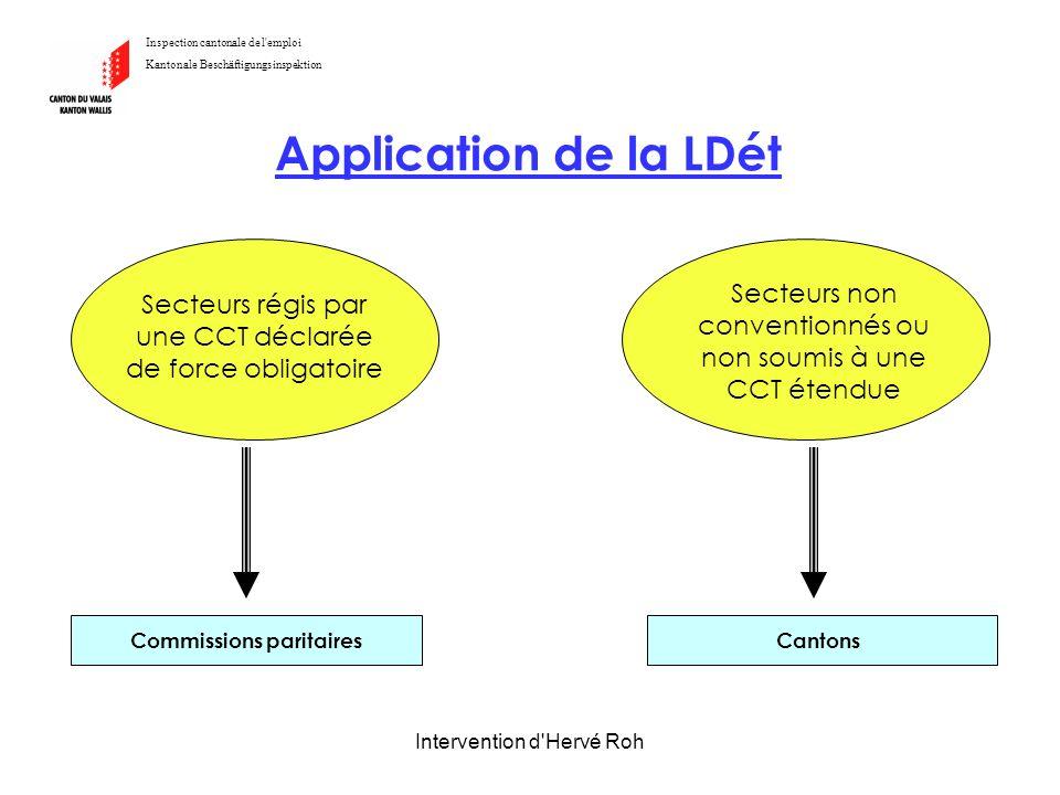 Commissions paritaires