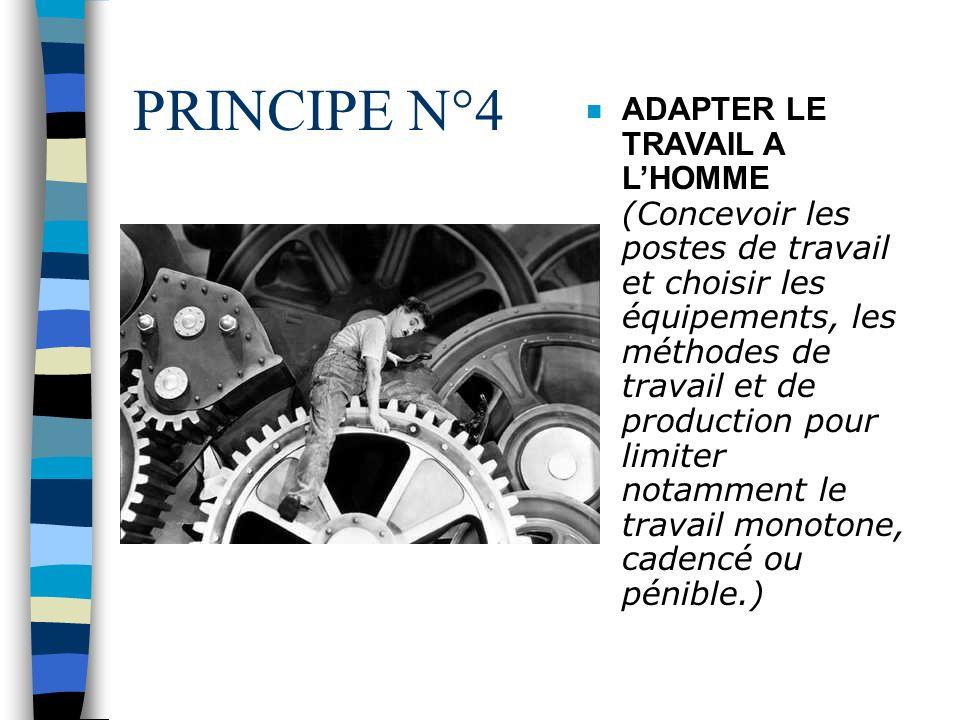 PRINCIPE N°4