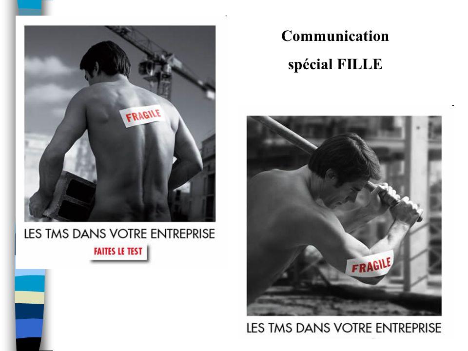 Communication spécial FILLE