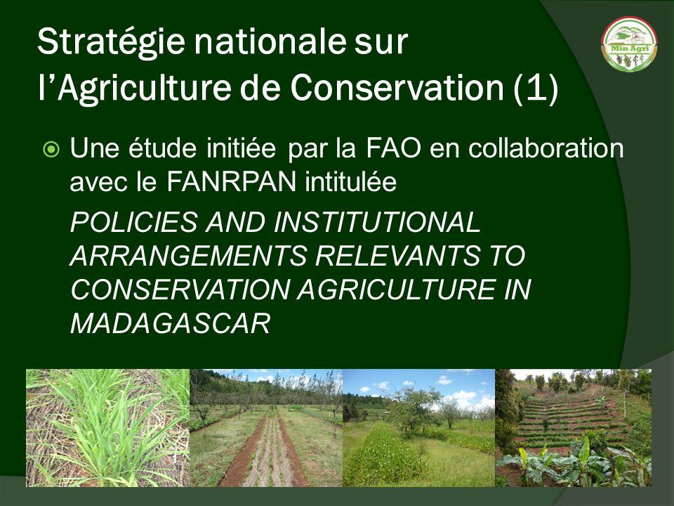 Stratégie nationale sur l'Agriculture de Conservation (1)