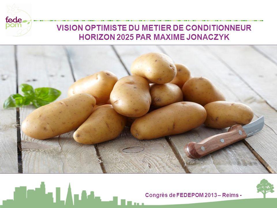 Congrès de FEDEPOM 2013 – Reims -