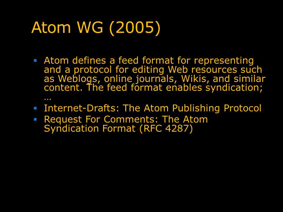 Atom WG (2005)