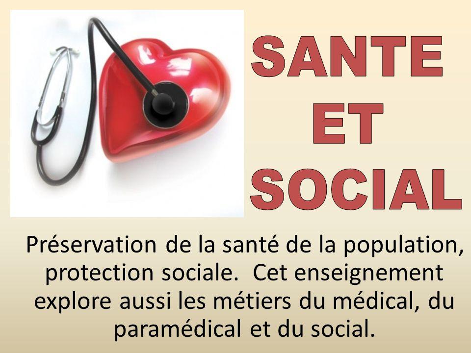 SANTE ET. SOCIAL.