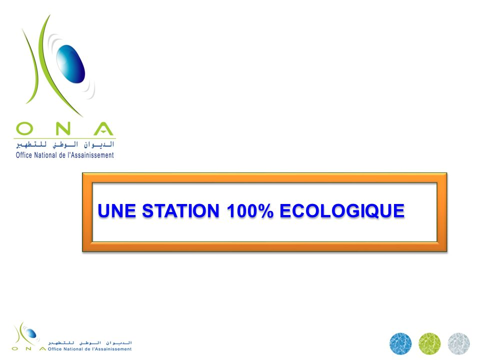 UNE STATION 100% ECOLOGIQUE