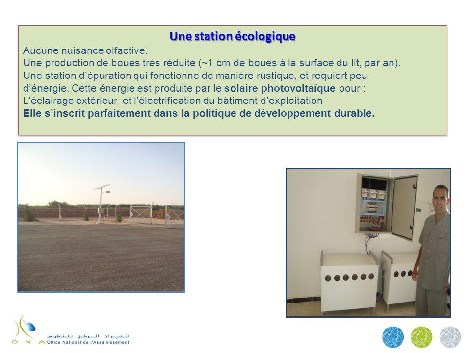 Une station écologique