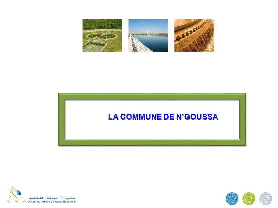 LA COMMUNE DE N'GOUSSA