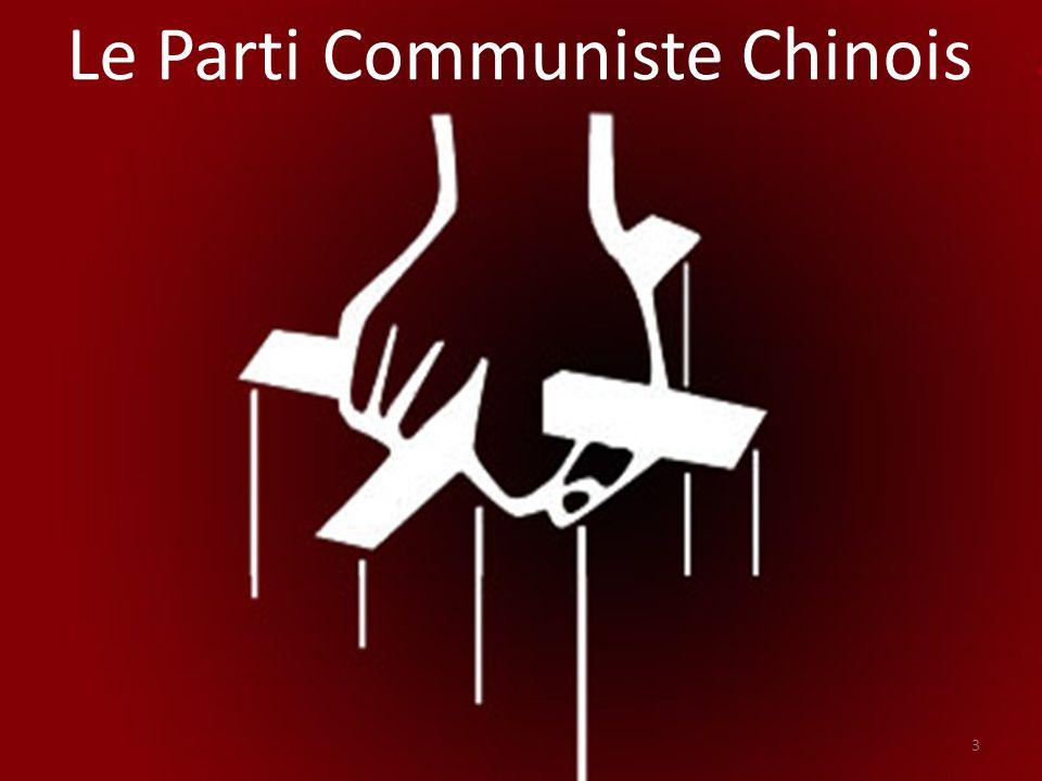 Le Parti Communiste Chinois