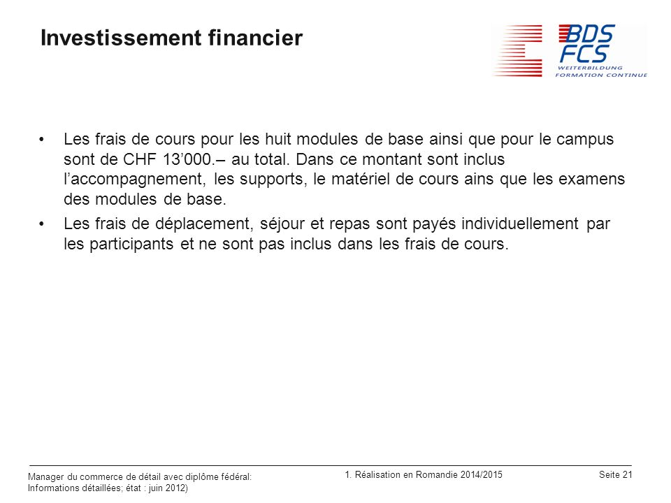 Investissement financier