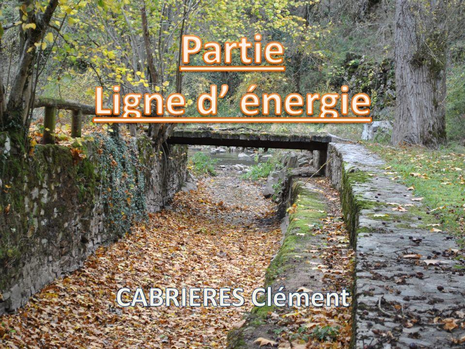 Partie Ligne d' énergie