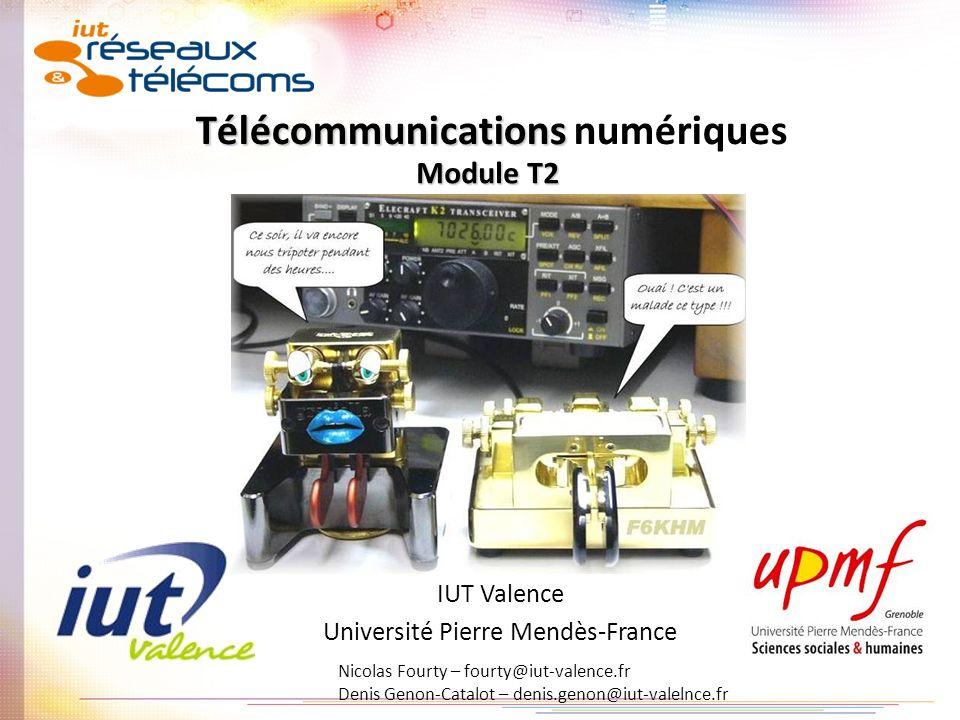 Télécommunications numériques