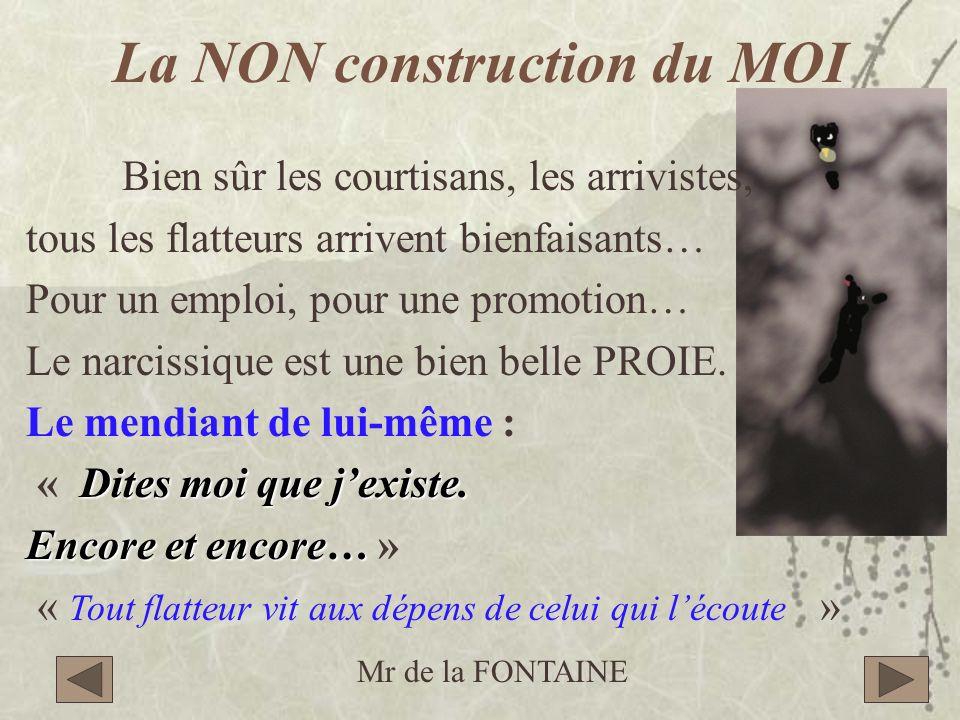 La NON construction du MOI