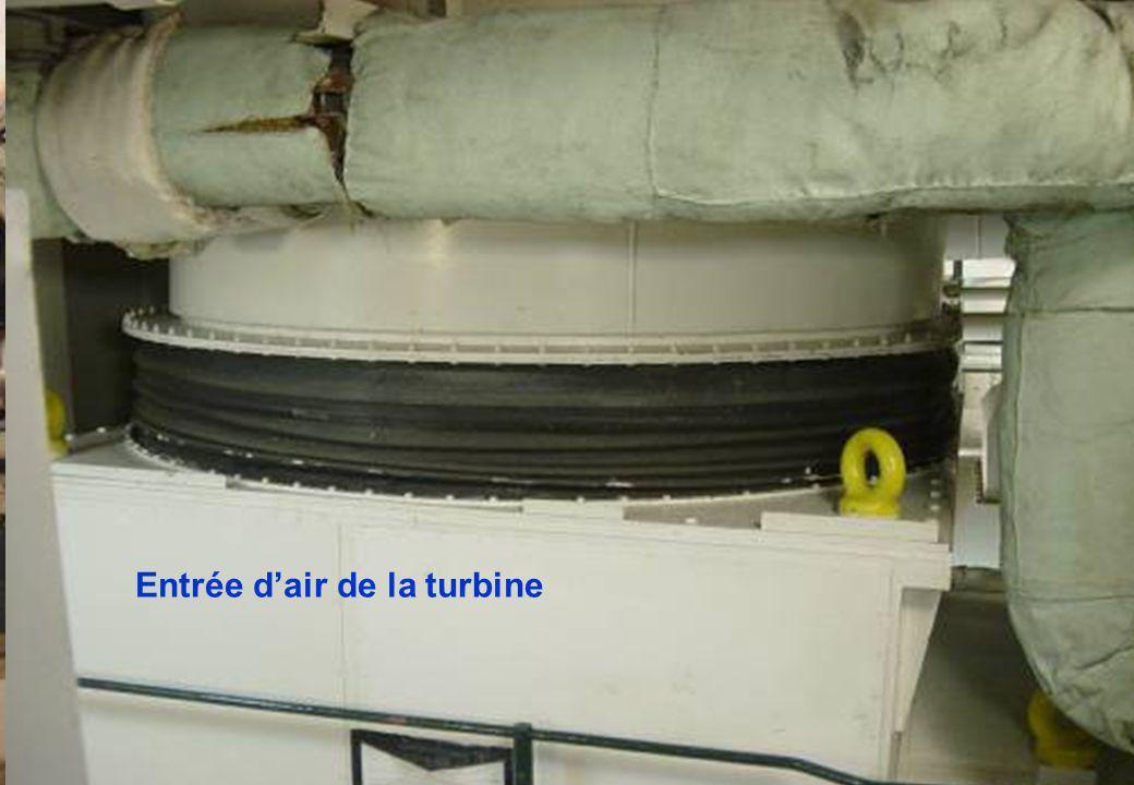 Local turbine…. Alors le
