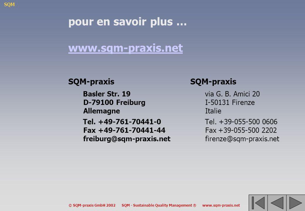 pour en savoir plus … www.sqm-praxis.net