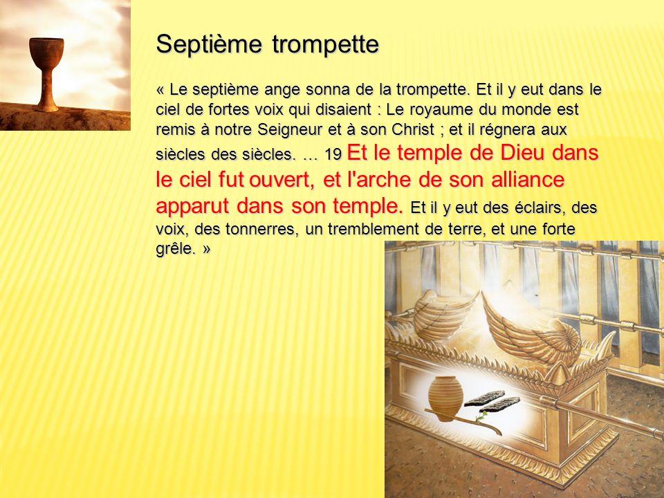 Septième trompette