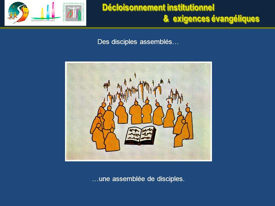 Décloisonnement institutionnel & exigences évangéliques