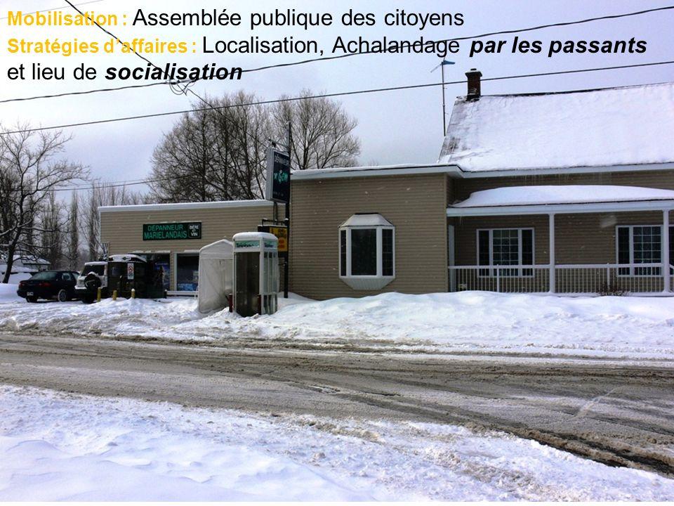 Mobilisation : Assemblée publique des citoyens