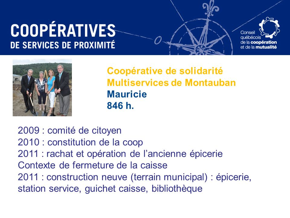 Coopérative de solidarité Multiservices de Montauban
