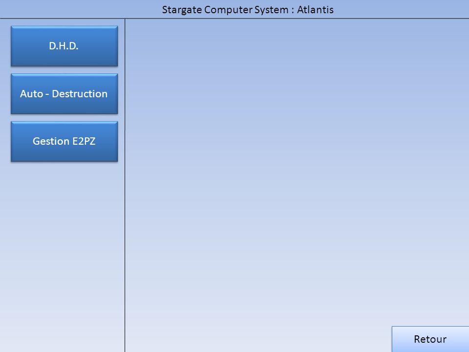 Stargate Computer System : Atlantis