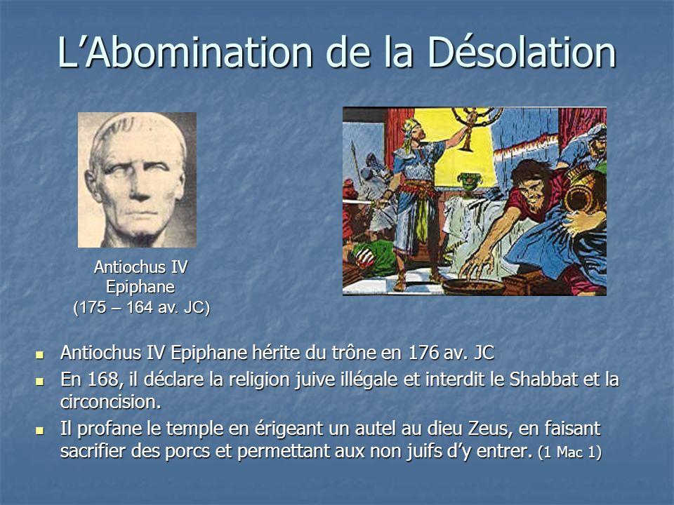 L'Abomination de la Désolation