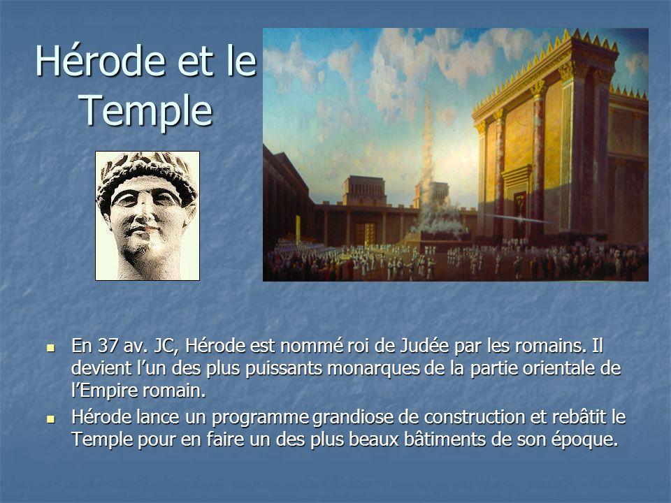 Hérode et le Temple
