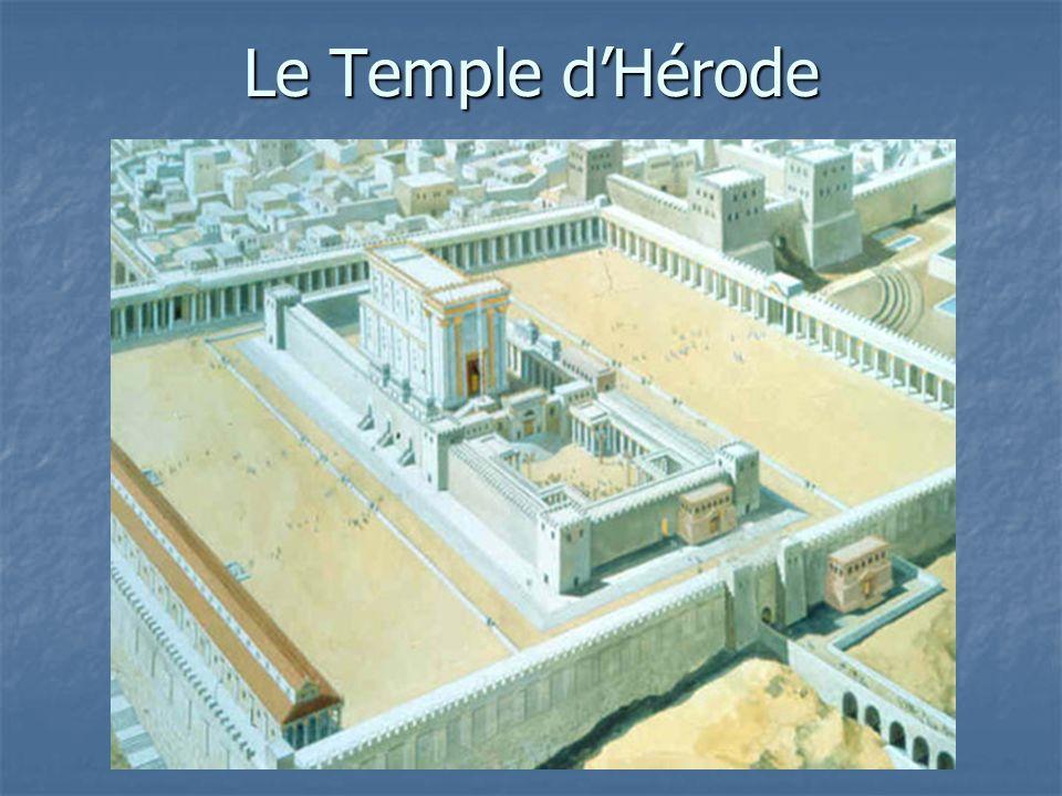 Le Temple d'Hérode