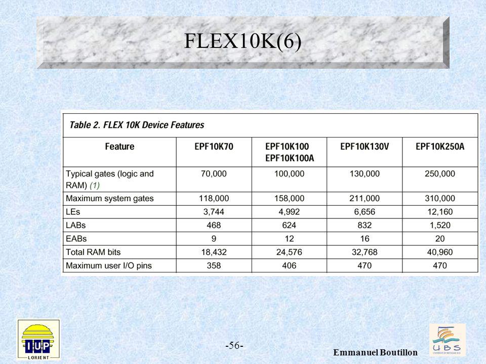 FLEX10K(6)