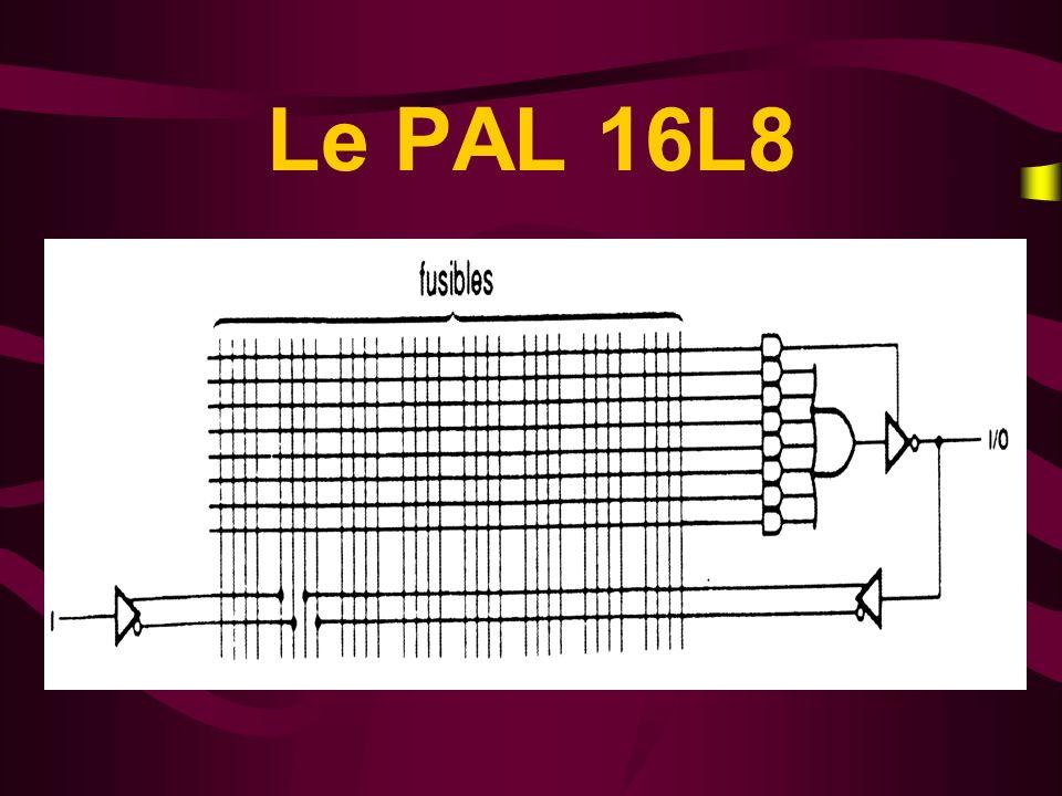 Le PAL 16L8
