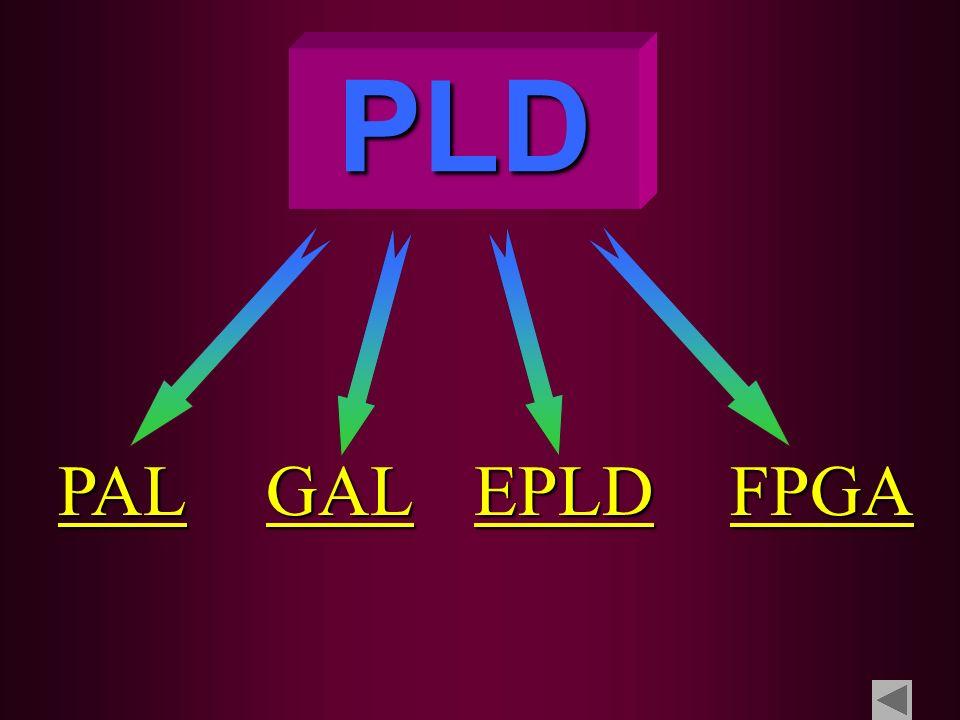 PLD PAL GAL EPLD FPGA