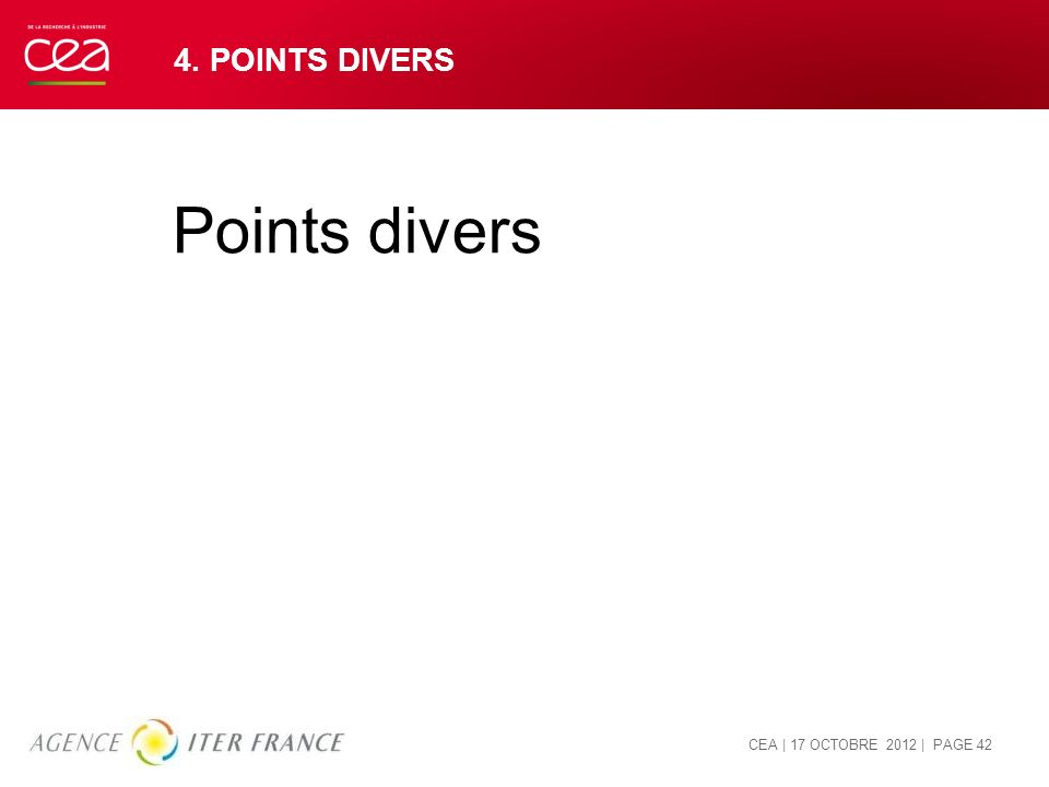 Points divers 4. POINTS Divers Pour insérer une image :