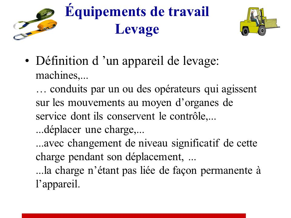 Quipements de travail levage ppt video online t l charger - Definition d une poutre ...