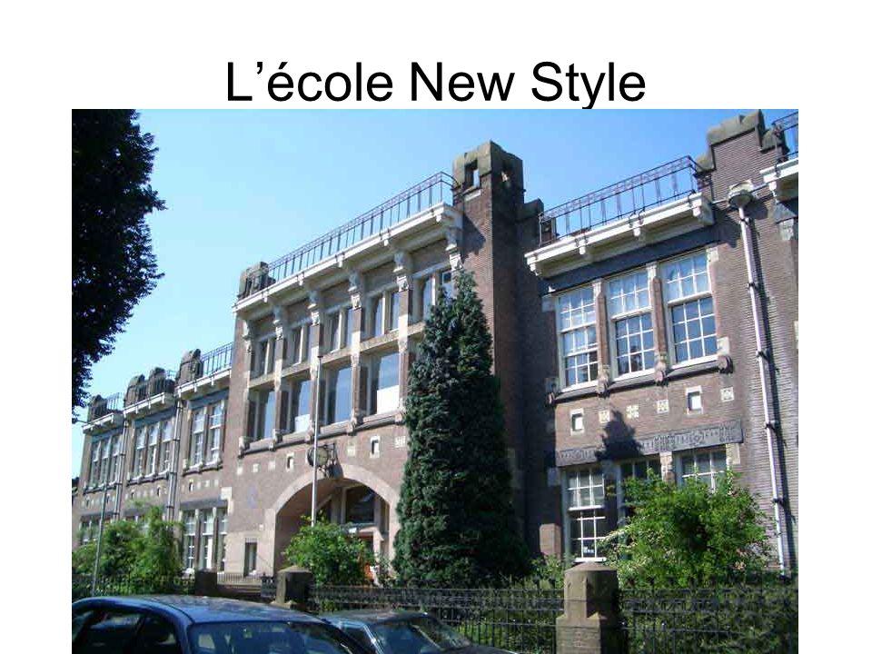 L'école New Style